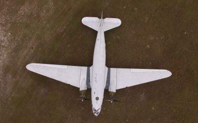 The Drone Nadir Shot