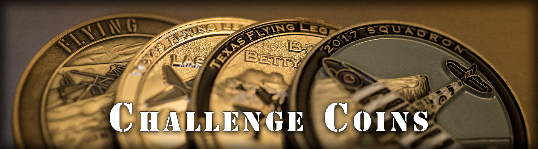 Challenge Coins | Brent Peterson Digital Ink
