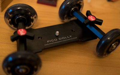 Pico Dolly: Moving Anywhere