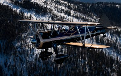 Winter of New Planes: Black Gold